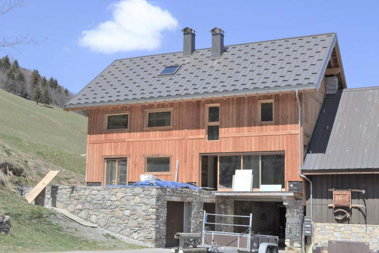 Maison ossature Valmorel